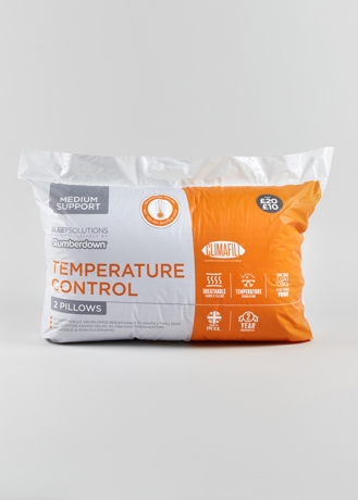 Picture of Slumberdown Temperature Control Pillow Pair