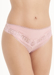 Picture of 3 Pack Lace Centre High Leg Knickers