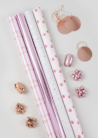 Picture of Ultimate Candy Christmas Gift Wrapping Pack