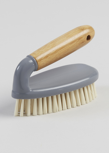 Picture of Wooden Handle Dish Brush (15cm x 10cm)