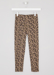 Picture of Girls Leopard Ponte Leggings (4-13yrs)