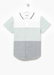 Picture of Boys Colour Block Shirt (4-13yrs)
